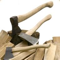 brennholz selber schlagen